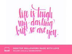 """desktop wallpaper """"l"""