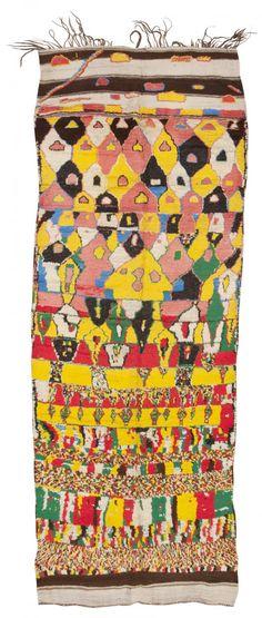 Nazmiyal Collection - Vintage Moroccan Rug