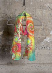 Cashmere Silk Scarf - After the Storm by VIDA VIDA uDfu9