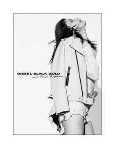 diesel black gold, spring 2013, theo wenner, hanneli mustaparta