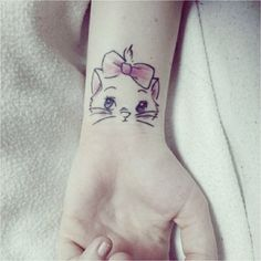 Adorable Disney tattoos include Ariel, 101 Dalmations and Girly Tattoos, Body Art Tattoos, Small Tattoos, Cool Tattoos, Tatoos, Arrow Tattoos, Piercing Tattoo, Piercings, Disney Princess Tattoo