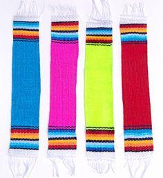 "7""x 1"" Serapes - Decorations - Amols' Fiesta Party Supplies"