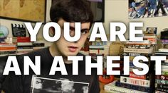"""This is a """"must watch"""" for all atheists in my opinion."""