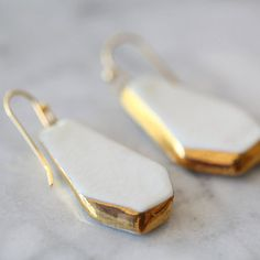 Gouttedeterre | 28 Completely Irresistible Places To Shop For Minimalist Jewelry