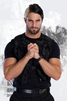Set Rollins. The Shield member. WWE. #BelieveInTheShield Sierra. Hotel. India. Echo. Lima. Delta.