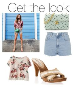 A fashion look from August 2015 featuring short sleeve shirts, short shorts and high heel shoes. Browse and shop related looks. Get The Look, Heeled Mules, Shoe Bag, Heels, Polyvore, Stuff To Buy, Shopping, Collection, Design