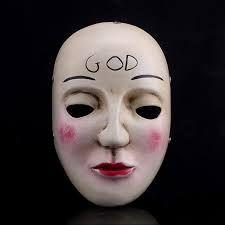 Resultado de imagem para the purge masks