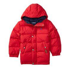 3f6d0735a Quilted Down Jacket - Boys 2-7 Jackets - RalphLauren.com Kids Coats,