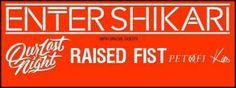 Enter Shikari (UK) & Our Last Night (USA) & Raised Fist (SWE) egy estén…
