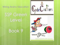 SSP Green Code Level - s,a,t,p,i,n - Reader 9
