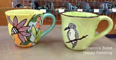 Ceramica Customer Artwork