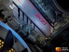 Mais uma quentinha...  mas que excelente build! E é que veio mesmo a calhar... sabem porque???  Sexta-feira  Computador novo = Passar o fim-de-semana inteiro a jogar  Processador Intel i7 6700K 4.0Ghz QuadCore Skt1151 Motherboard Asus Skt1151 - Z170 ROG MAXIMUS VIII GENE 2 x Dimm 16GB DDR4 Crucial CL16 2400Mhz Ballistix Sport LT Red MSI GeForce GTX 1080 Ti GAMING X 11GB GDDR5X 2 x SSD Samsung 850 EVO SATA 250GB Disco Seagate SATAIII 2TB 7200rpm 64Mb Barracuda Fonte CoolerMaster V750W 80Plus…