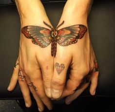 Butterfly tattoo designs are the epitome of classic feminine tattoos. They are the entry point for even the most girly of girls to discover their love of ink Butterfly Tattoo Designs, Tattoo Designs For Girls, Tattoos For Kids, Tattoo Girls, Tattoos For Women, Bild Tattoos, Body Art Tattoos, I Tattoo, New Age Tattoo