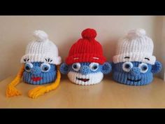 Loom Knitting Projects - YouTube