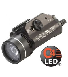 Streamlight TLR-1 HL Rail Mounted Flashlight **Hero Provisions: Off duty apparel, gear & gifts for Police, Fire, EMS, Military & Private Security**