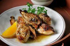 Παϊδάκια κοτόπουλου με πορτοκάλι και μπαχαρικά