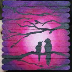 Image result for pop stick art