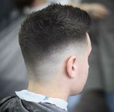 skin fade for thick hair