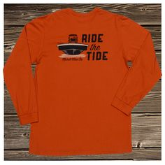 7b55e73cdbe7b Low tide pocket t-shirt long sleeve shirt men long sleeve shirt Indian  Summer