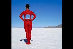 Corpos camuflados na paisagem by Jean-Paul Bourdier #2