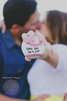 Fitness Pictures Photographs Engagement Photos 65 Ideas For 2019 Baseball Engagement Photos, Engagement Couple, Engagement Shoots, Engagement Photography, Wedding Engagement, Wedding Photography, Baseball Proposal, Baseball Games, Baseball Ring