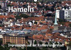 Hameln. Impressionen aus der Rattenfängerstadt. Titelblatt