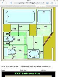 Planos gratis de cuartos de ba o distribuci n casas for Planos de banos gratis