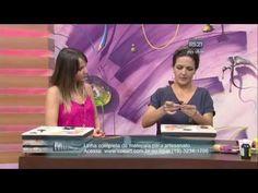 Mulher.com 13/10/2014 Marisa Magalhães - Caixa com scrapdecor Parte 2/2 - YouTube
