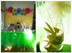 Peter pan - Neverland - Fairy - Tinkerbell birthday party. Home Confetti, www.orangeblossom-photography.com