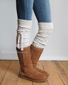 Grace and Lace - Alpine Thigh High Boot Socks, $39.00 (http://www.graceandlace.com/all/alpine-thigh-high-boot-socks/)