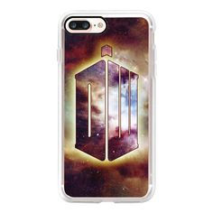 DOCTOR WHO IV - iPhone 7 Case, iPhone 7 Plus Case, iPhone 7 Cover,... ($35) ❤ liked on Polyvore featuring accessories, tech accessories, iphone case, apple iphone case, iphone cover case and iphone cases