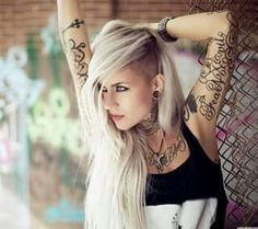 Inked Girls Gallery 139 – The Long Sien Edition With Sara Fabel Best Tattoo Fonts, Tattoo Script, Tattoo Ink, Lettering Tattoo, Hot Tattoos, Girl Tattoos, Female Tattoos, Hippe Tattoos, Tattoo Girl Wallpaper