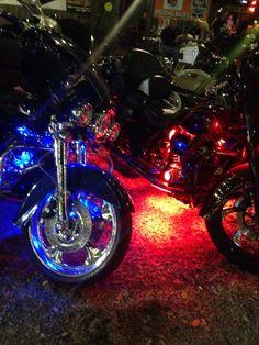 Daytona bike week 2015 broken spoke saloon