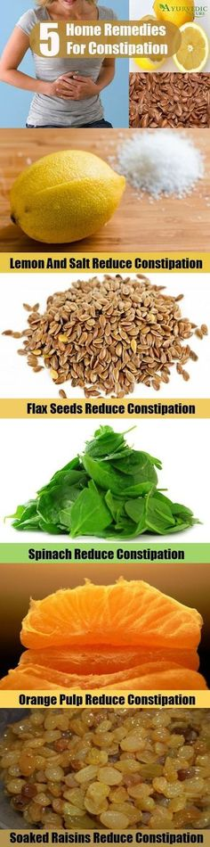 5 Easy Home Remedies For Constipation In Adults