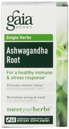 When the body is stressed the immune and nervous systems can be affected leaving a person feeling depleted. Adaptogenic herbs such as Ashwagandha help nourish and restore optimal nervous and immune ...