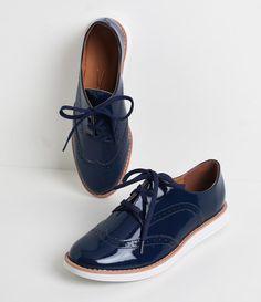 84a8493e58 Sapato Feminino Vizzano Oxford - Lojas Renner