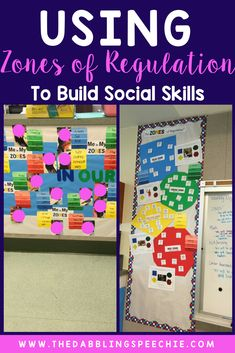 Resources and ideas for teaching zones of regulation to build social communication. Lots of great ideas and fun youtube videos.