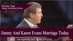 "Jimmy And Karen Evans Marriage Today - "" Overcoming Discouragement "" Part 2 Evans, Marriage, Casamento, Mariage, Wedding"