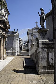 Photo about La Recoleta Cemetery in Buenos Aires, Argentina. Image of travelling, grave, tombs - 61925422 Recoleta Cemetery, Statue Of Liberty, Vectors, Sign, Stock Photos, Free, Travel, Image, Statue Of Liberty Facts