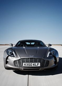 The Aston Martin One-77 #AstonMartinOne77
