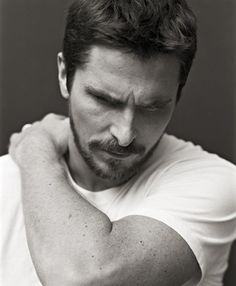 Christian Bale -  Love him as Batman. Brought so much depth to the character