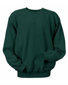 Badger Crew Sweatshirt – Buy discount badger crew neck sweatshirt at Gotapparel.com.