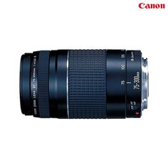 Canon EF 75-300mm f/4-5.6 III Telephoto Zoom Lens for Canon SLR Cameras at 30% Savings off Retail!