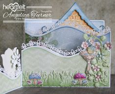 Bellisima Vida: New Wildwood Cottage Collection from Heartfelt Creations