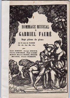 carlomusical: GABRIEL FAURè nel 90 ° anniversario della scompars...