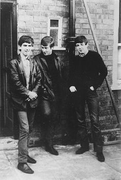 George, John, and Paul