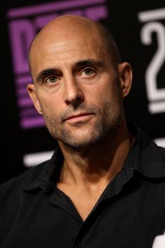"mark strong | Mark Strong Actor Mark Strong speaks during the ""Black Gold"" press ..."