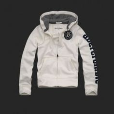 Abercrombie and Fitch Mens Hoodie