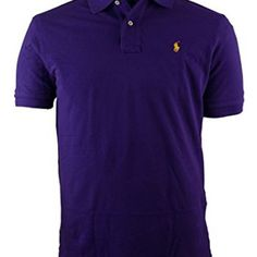 Polo-Ralph-Lauren-Men-Classic-Fit-Mesh-Polo-0 Polo Shirt, Polo Ralph Lauren, Mesh, Classic, Fit, Mens Tops, Shirts, Fashion, Modern Fashion