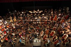 Brevard Music Center - Each summer more than 400 students, ages 14 through post-college, join professional musicians to eat, breathe and sleep music for seven weeks. In addition to a rigorous schedule of instruction, students collaborate with faculty and guest artists in more than eighty public performances.